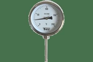 Thermometre-inox