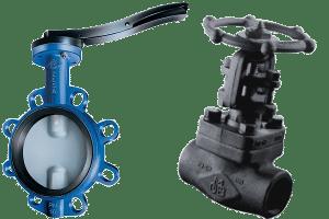 Manual steam valves