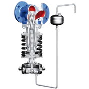 Steam Reducing valve